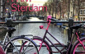 【阿姆斯特丹图片】I AMsterdam - 阿姆斯特丹,游走于那一片灯红酒绿之中