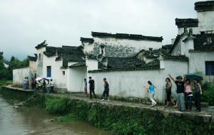 【查济图片】陈香的古村——查济