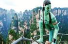 张家界森林公园+大峡谷+玻璃桥3日游(省时省力,自由行省心优选)