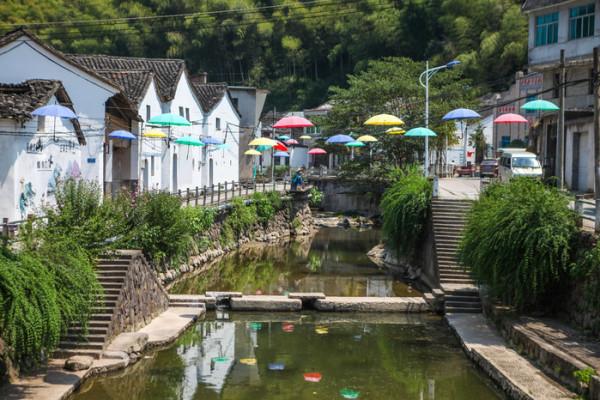 藏在永康深山里的村落——棠溪村