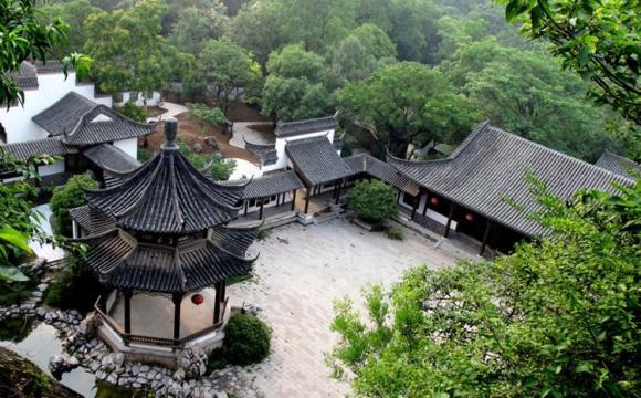 滁州琅琊山风景区(含丰乐亭景点)