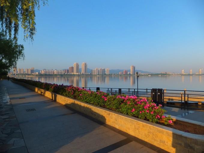宜兴市团氿风景区