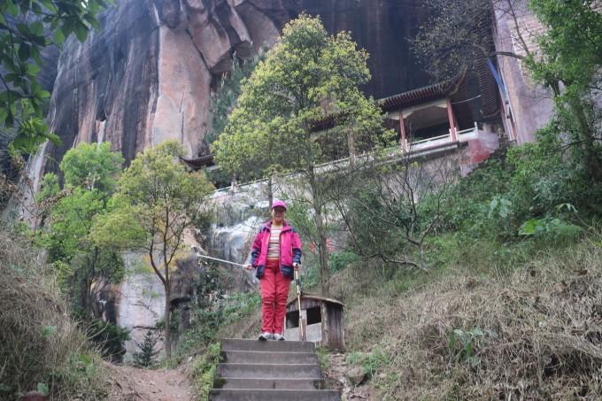 丹霞山长老峰风景区