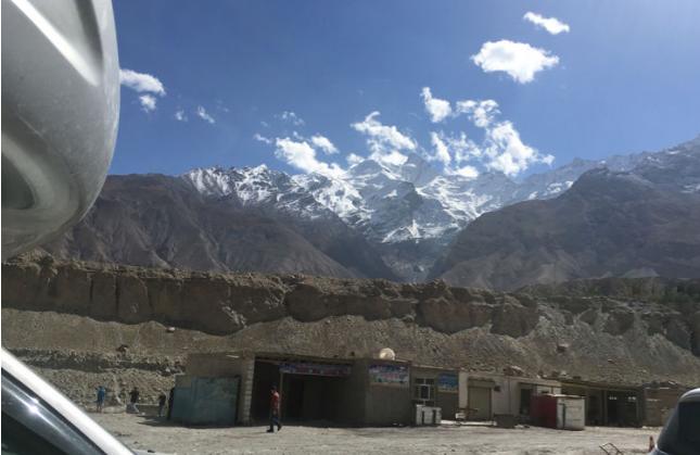 2016年房车自驾新疆之旅(二)帕米尔高原