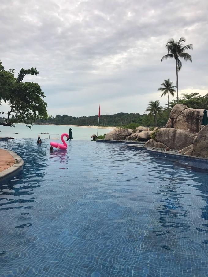 新加坡+印尼民丹岛 巴淡岛