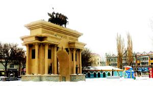布尔津小镇:额尔齐斯河畔的俄式驿站