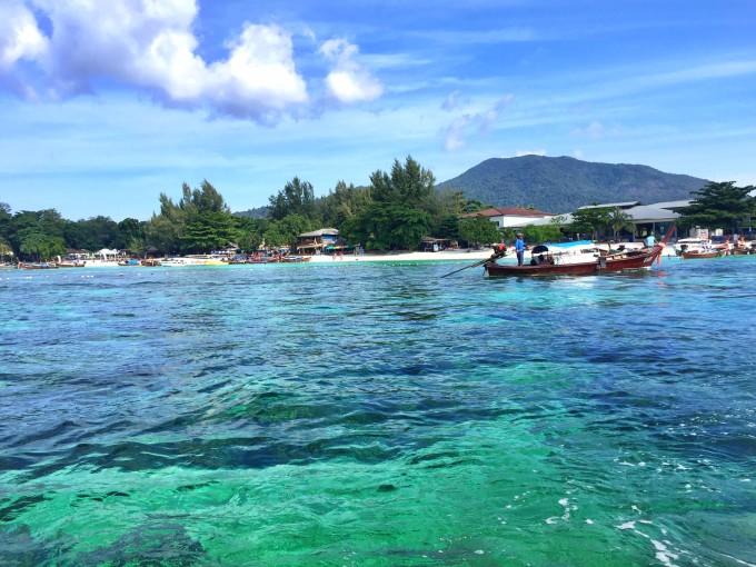 泰国精华海岛:丽贝岛~兰塔岛~洛克岛~皮皮岛~普吉岛