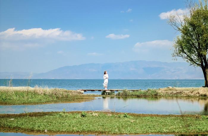 洱海图片大全风景图片