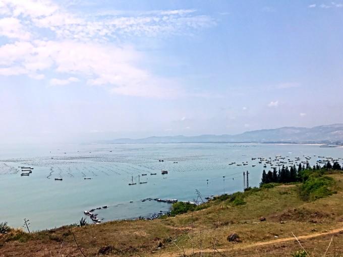 漳州龙海镇海角