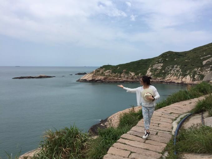 舟山之东极岛(东福山岛 庙子湖岛)四天游