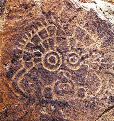 原始人的涂鸦,会说话的石头:贺兰山岩画——大西北宁甘蒙12天自驾游(5