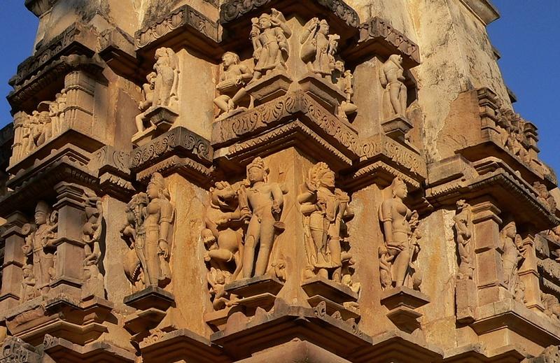 见识印度古建筑