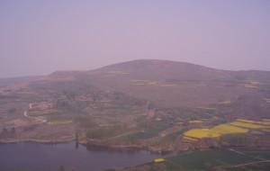 【许昌图片】小麦正绿、油菜花开,紫云山游
