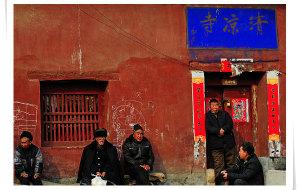 【平顶山图片】汝官窑旁觅遗址,清凉寺下话凄凉
