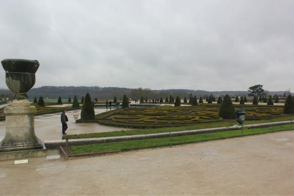 凡尔赛宫立面图