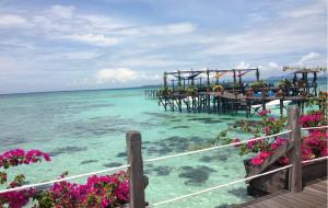 【卡帕莱岛图片】马来西亚四个人的蜜月之旅(吉隆坡-卡帕莱-亚庇-香港)