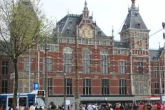 阿姆斯特丹和代尔夫特小城