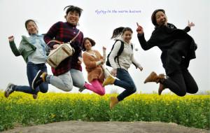 【兴化图片】暖调天堂 漫步微醺——2013.4.4-4.5兴化千岛菜花之旅