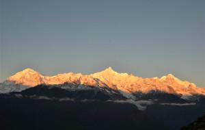 【梅里雪山图片】我的大香格里拉(香格里拉、梅里雪山、雨崩、稻城亚丁)之旅