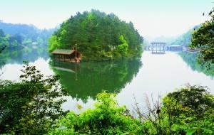 【邛崃图片】秋游の邛崃竹溪湖