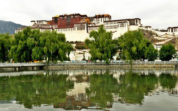 自驾西藏 给生命一次洗礼 (青进川出)续四 拉萨(布达拉宫)