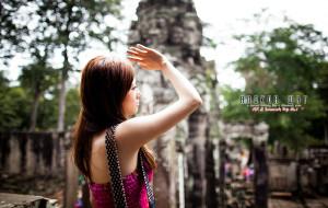 【暹粒图片】【雨季 · 高棉】柬埔寨 我们寻找的微笑