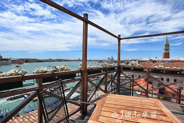 【意大利】浪漫如斯,威尼斯风景最好的天台