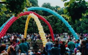 【哥本哈根图片】1990年06月03日,哥本哈根狂欢节(2014-10-27上传)