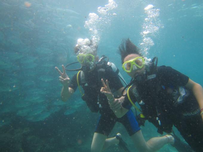 懒娃娃的图片游记——【爱上水下的世界】吉隆坡/马布岛swv/诗巴丹