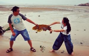 【平潭图片】一年一车环中国行 福建省 平潭县 6月1号—6月2号 D93-94天:海带啊,海带。海边露营,拖鞋被偷。