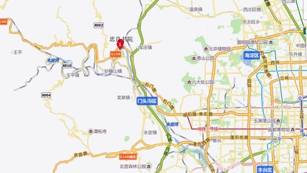 教学培训,休闲娱乐等的多功能设施,位于门头沟区龙泉务北,北京市生态