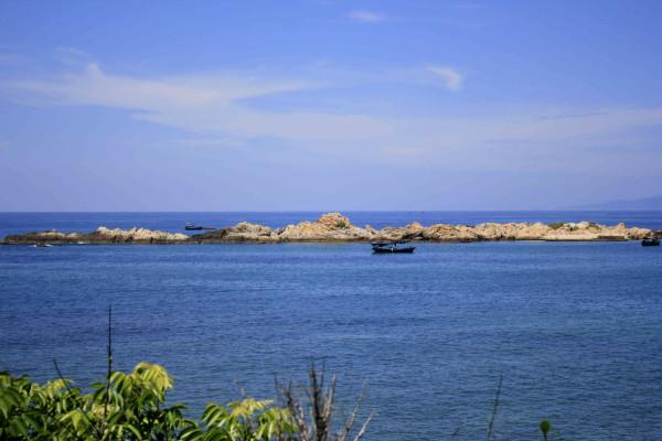 海南三亚,陵水上山入海一通乱游