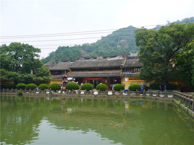 7.6温州仙岩风景区(附浙南自驾5日游计划和行程)