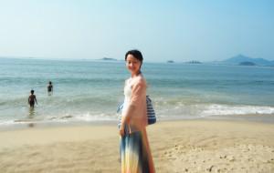 【东山岛图片】寻访福建最美海滩——东山岛、翡翠湾、火山岛之沙滩行