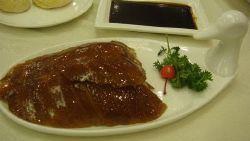 北京美食-鸭王烤鸭店(三里河店)