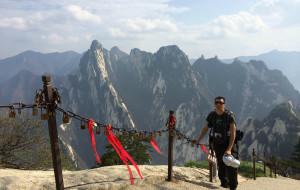 【泰山图片】5天徒步行走泰山嵩山华山衡山