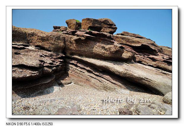 身边的奇石美景--驼山风景区