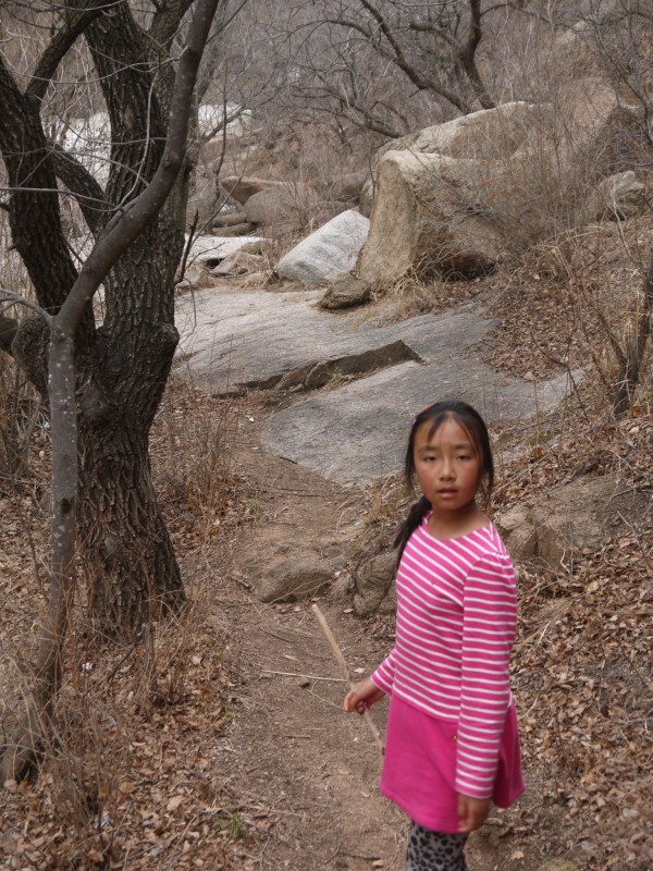 致青春--行走在家乡的路上3:朝阳劈山沟风景区