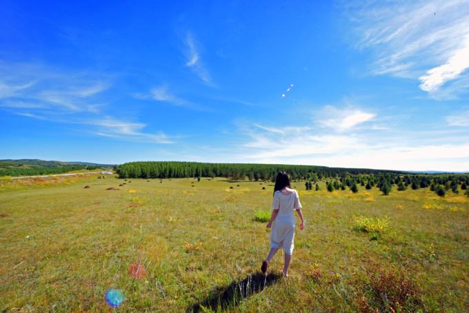 初秋,去草原看云,看雨,看牛羊.(木兰围场,塞罕坝,乌兰布统)