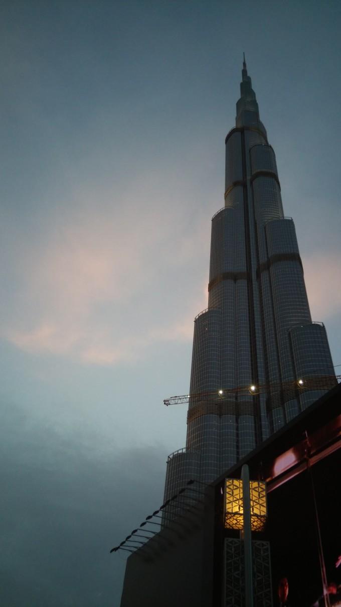 迪拜风景高清图片竖屏
