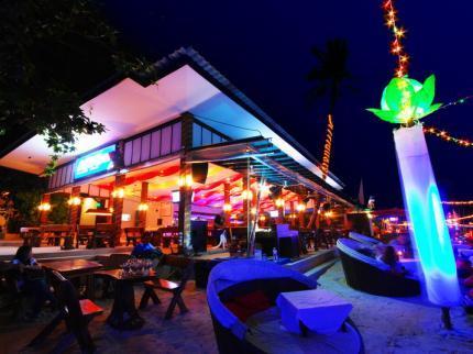 泰国(苏梅岛 龟岛ow潜水牌  帕岸岛full moon party)各种经历 持续