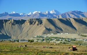 【札达图片】2014西藏、南疆自驾游(五)萨嘎—普兰—札达—日土—三十里营房—喀什