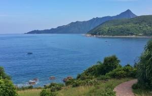 【西贡图片】醉蓝小岛&生猛海鲜---香港塔门岛、西贡行记