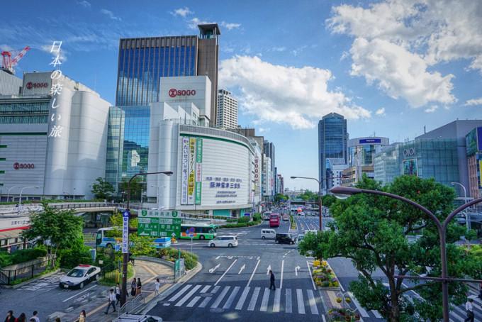 国庆霓虹国初体验(大阪-奈良-神户-京都-箱根-东京8日自由行)