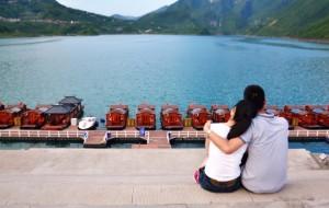【云阳图片】自驾龙缸,尤爱清水湖