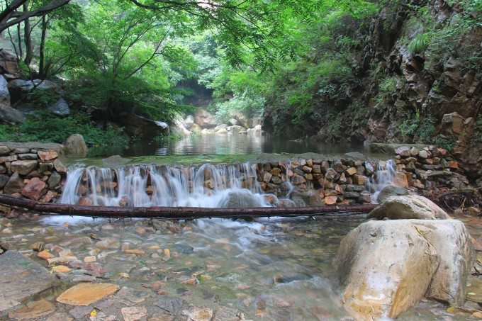 梨木台自然风景区