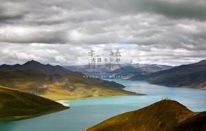 【雅鲁藏布江图片】【千里青藏一铁轨】天路水云渺