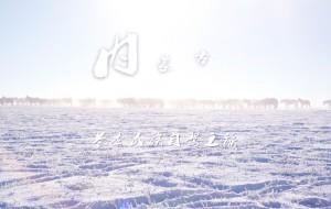 【乌兰浩特图片】冰雪天路内蒙古 是造物主把最美的留白献给了这里(附影像)