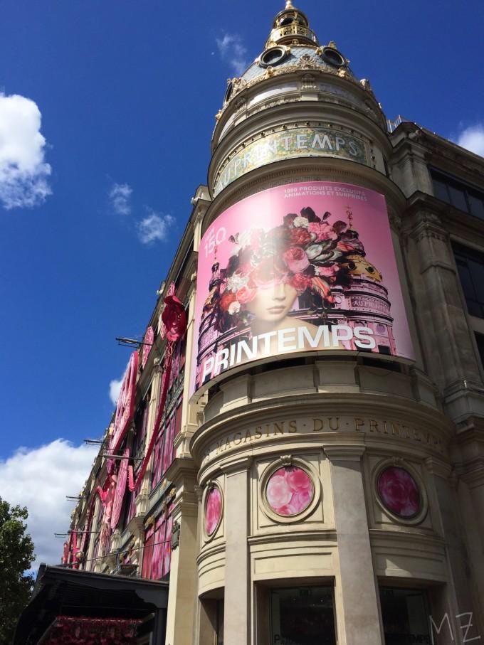 巴黎春天百货
