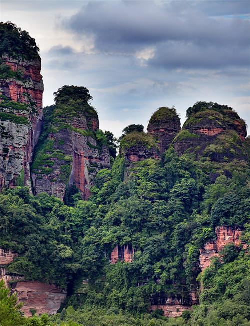 【深圳出发】梅州平远天道+挑战五指石玻璃栈道+观